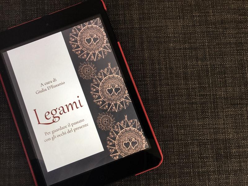 Ebook Legami Progetto Culturale Crowdfunding